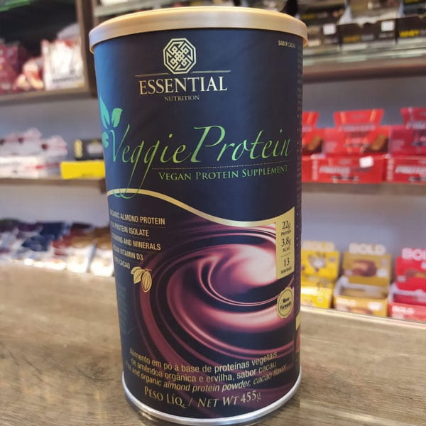 Proteína Vegana Essential 450g