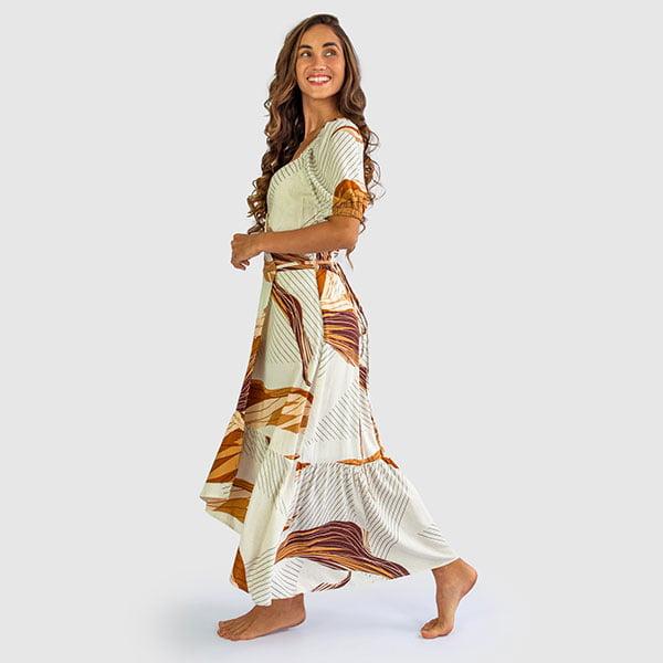 Vestido Paraguaçu
