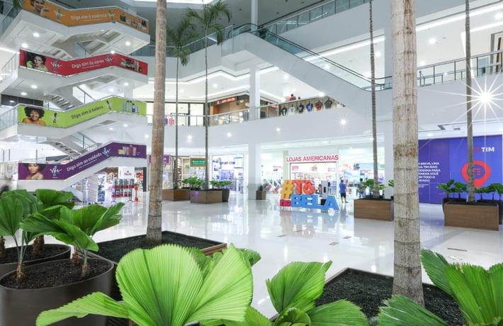 Shopping Bela Vista fechará neste final de semana
