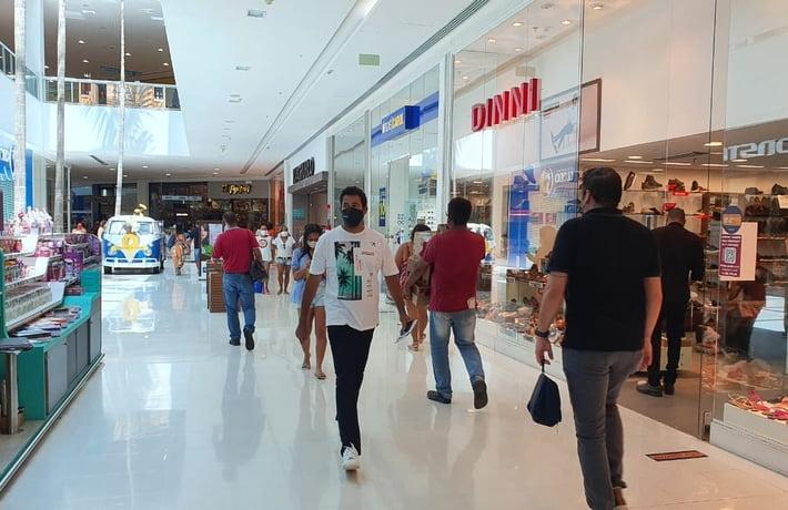 Shopping Bela Vista abrirá, excepcionalmente, nesta segunda (19)