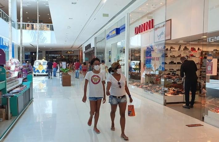 Shopping Bela Vista amplia funcionamento a partir desta terça (20)