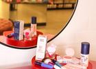 Bel Salvador Kit de maquiagem BT Fix Bruna Tavares: R$ 73,90 l Blush Color Bruna Tavares: R$ 42,90 l Sombra iluminadora e batom: R$ 38,90 l Pincel Rk: R$ 41,10 l BT velvet 2x1: 38,90 (cada)
