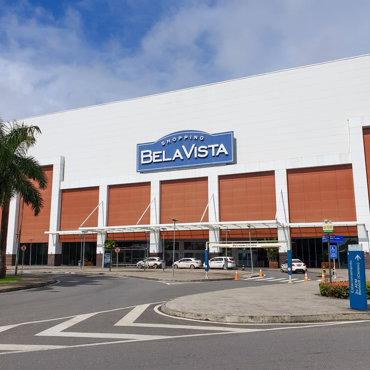 Shopping Bela Vista fechará mais cedo a partir desta sexta (19)